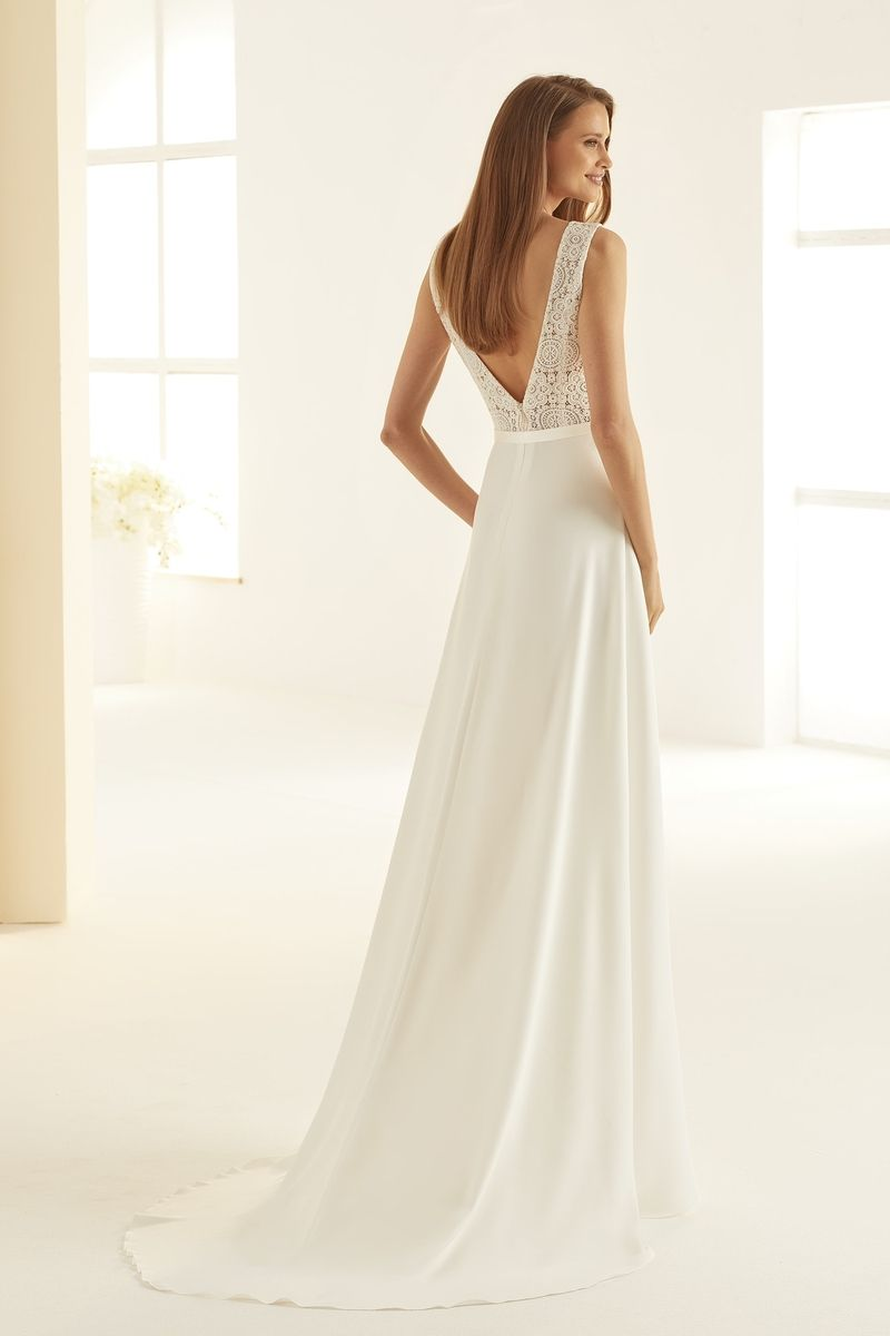 Bianco Evento bridal dress Dallas 3