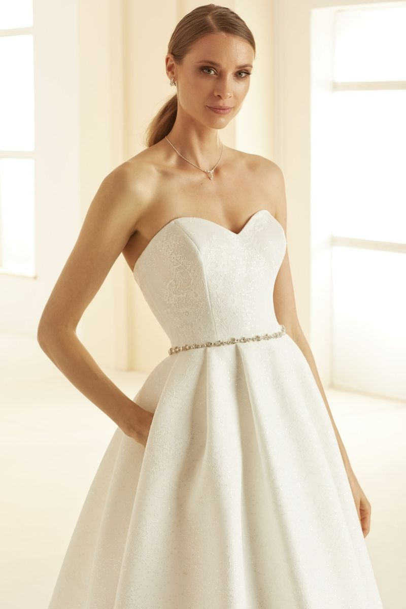 Bianco Evento bridal dress Isolde 2