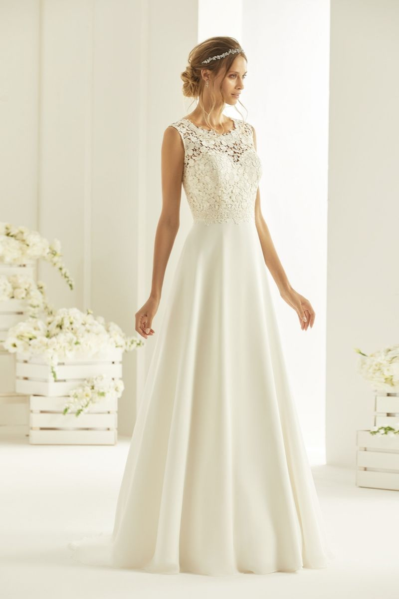 Bianco Evento bridal dress Josephine 1