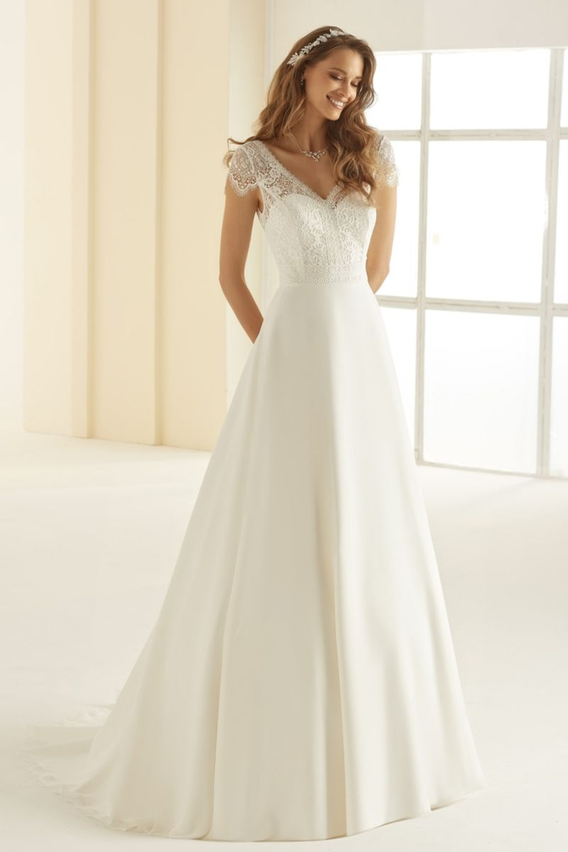 Bianco Evento bridal dress Natalie 1